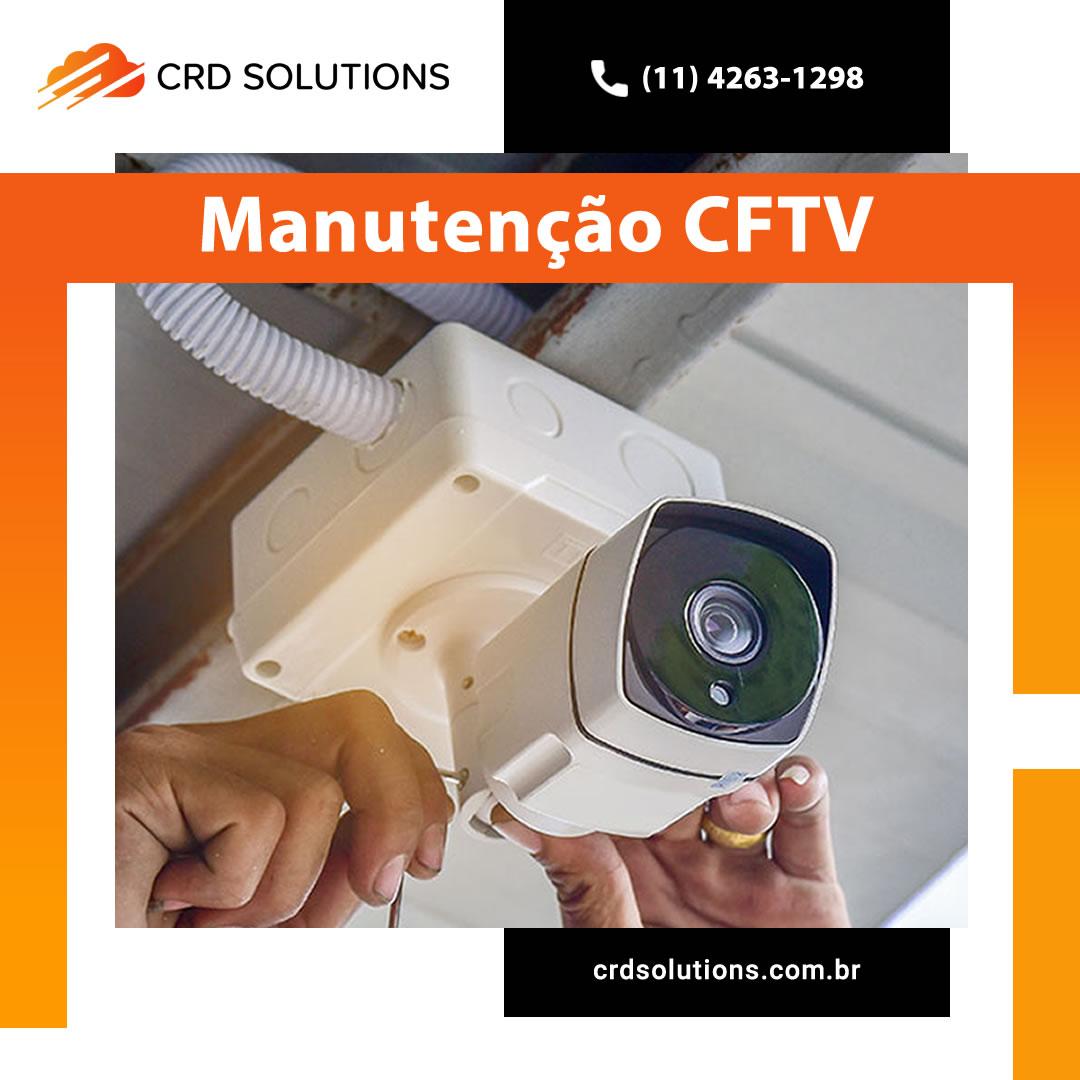 Manutenção CFTV